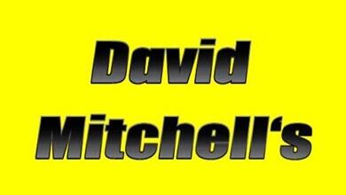 David Mitchell Motor Store Logo