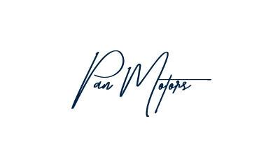 Pan Motors Luxury Cars Logo