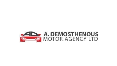 A . Demosthenous Motor Agency Ltd Logo